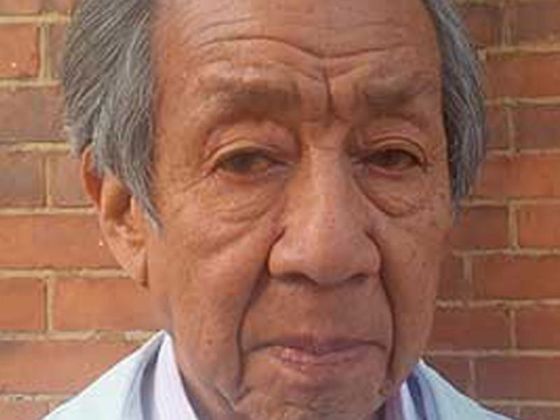 Veteran Alvin Chy-Quene