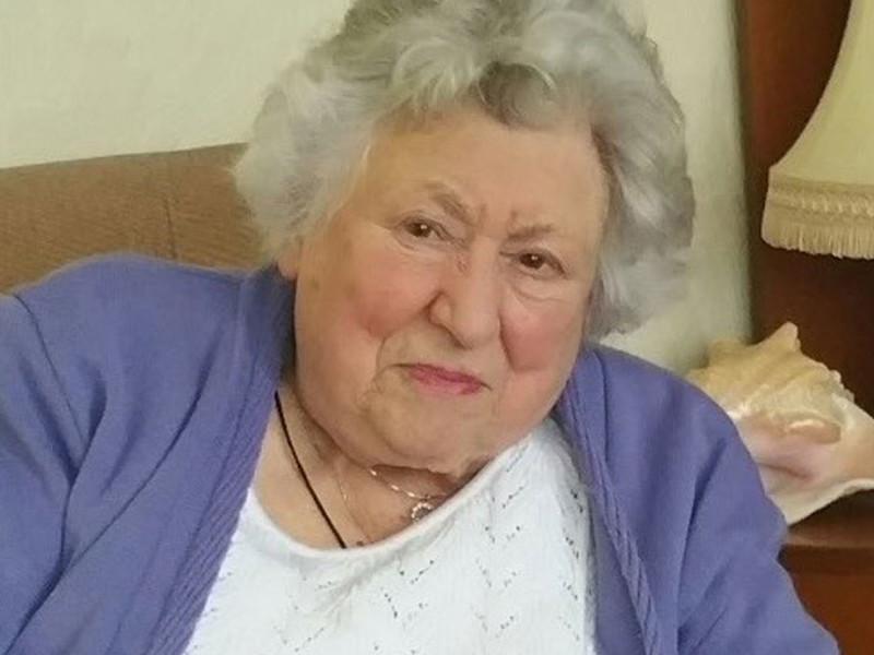 Veteran Frances Louise Moore
