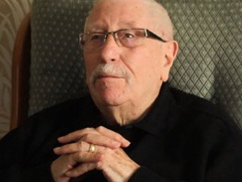 Veteran Frank O'Rourke