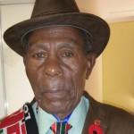 Veteran Joseph Inima
