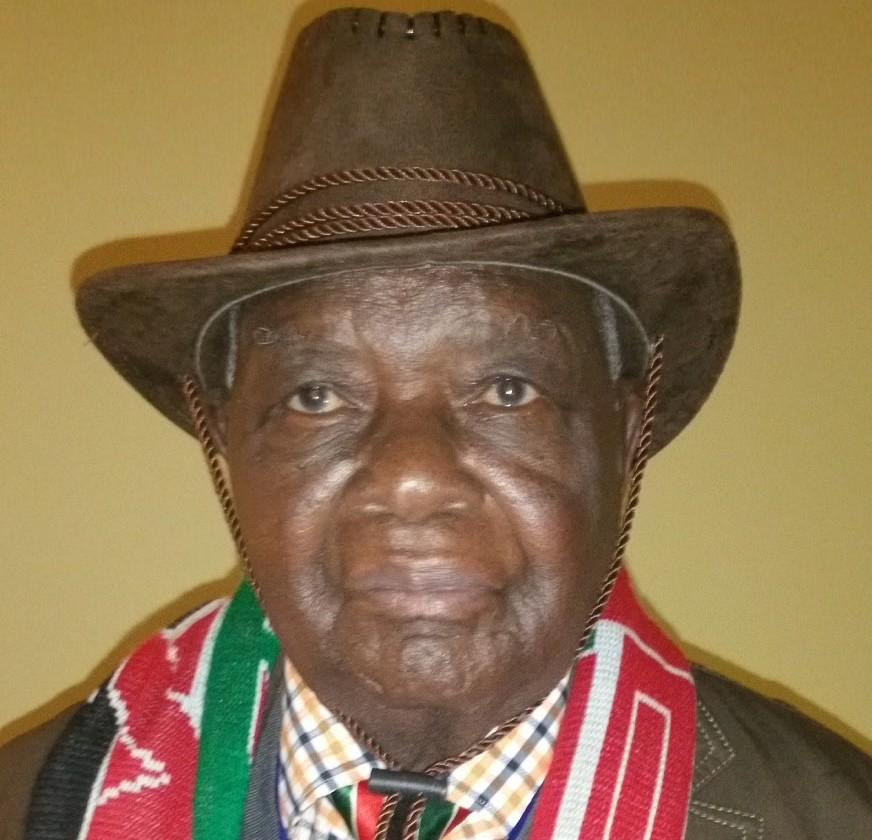 Veteran Joshua Okello