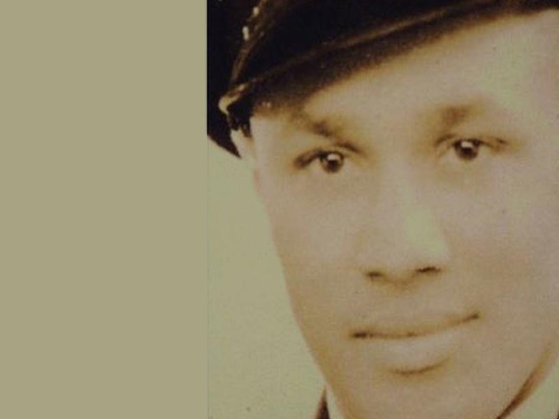 Veteran Victor Emmanuel Brown