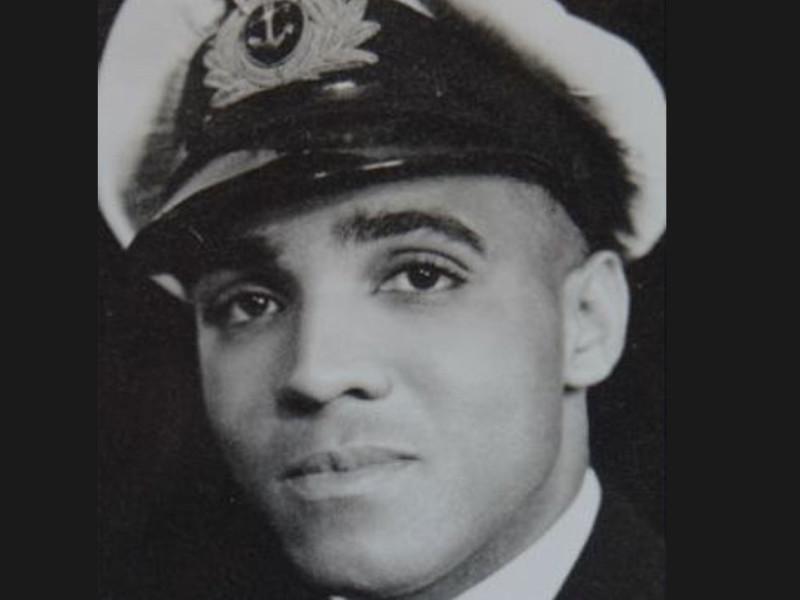 Veteran Winston Murphy
